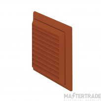 Domus 4905T Louvred Grille 100mm Tera