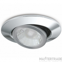 JCC JC1002/CH Downlight V50 Tilt LED 7W Polished Chrome