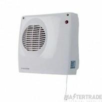 Hyco ALTO 2kW Downflow Heater