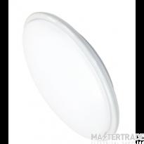 NVC Addison NAD22/WH/840-850 22W LED IP40 Bulkhead White Base 4000K-5000K