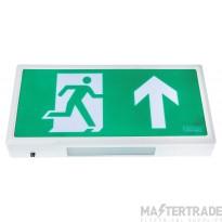Channel Safety E/AL/M3/LED Alpine LED Emergency Exit Box 3hrM  1.9W