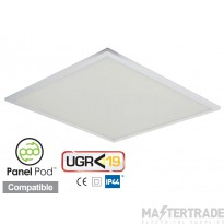 Ansell Endurance TPA UGR19 30W Low Glare LED Panel 3000K AERMLED3/60/WW