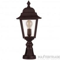 Ansell ANE27/PIL/BL Pillar Lantern E27