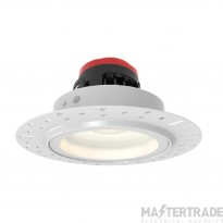 Ansell Lighting APRILEDP/CCT+TRIMLESS Prism Pro Fire Rated Downlight CCT Colour Selectable