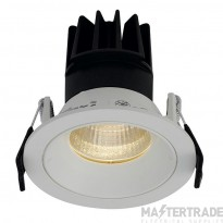 Ansell AULED80D/M3 Downlight C/W LED 13W