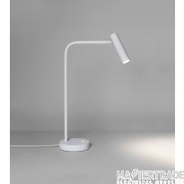Astro 1058005 Enna Desk Lamp With Adjustable Head In White