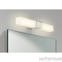 Astro 1143004 Padova Square Polished Chrome Bathroom Wall Light