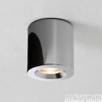 Astro 1326001 Kos LED Modern Polished Chrome Flush Ceiling Light