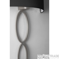 Astro 1356003 Valbonne Wall Light Finished In Matt Nickel, Fitting Only
