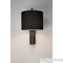 Astro 1222020 Ravello LED Wall Light In Bronze, Fitting Only