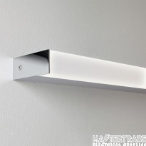 Astro 1322007 Sparta Above Mirror LED Wall Light In Polished Chrome - L: 900mm