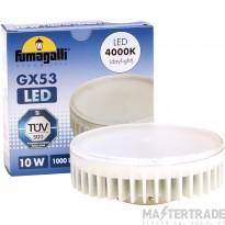 Asbac H3.LED.G53 LED GX53 Lamp 10W