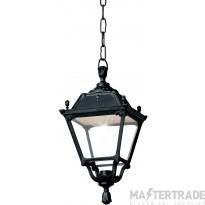 Asbac Q43.121.AX.E27 Lantern E27 Blk