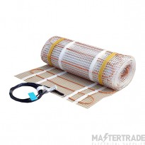 Ecofloor Underfloor Heating Mat 160 W, Output 80 W, Area 0.5 m²