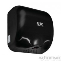 Cheetah Automatic High Speed Hand Dryer Black Painted Steel 1475W
