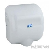 Cheetah Automatic High Speed Hand Dryer White Painted Steel 1475W