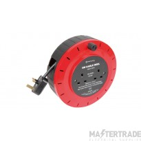 Mains Extension Cable Reel