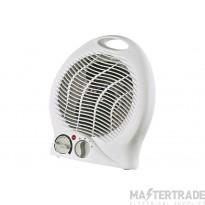 2KW Upright Portable Fan Heater
