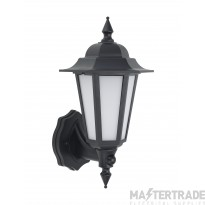BELL 10351 Retro LED Integrated Lantern Black with PIR
