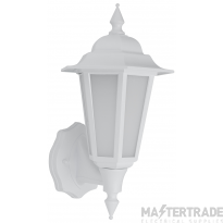 BELL 10354 Retro LED Integrated Lantern White