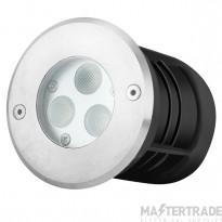 BELL 10410 Luna 3W LED Ground Light - 4000K