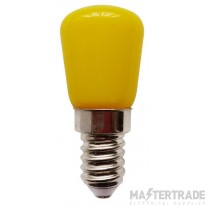 BELL 02656 1W LED Pygmy - SES, Amber
