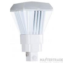 BELL 04327 11W LED BLT Vertical 2/4 Pin - G24d/Gx24q, 4000K