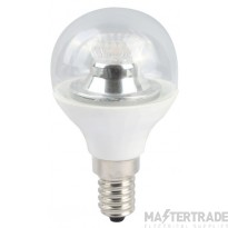 BELL 05149 4W LED 45mm Dimmable Round Ball Clear - SES, 4000K
