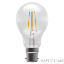 BELL 5300 4W LED Dimmable Filament GLS - BC, Clear, 2700K