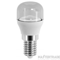 BELL 05663 2W LED Pygmy - SES, 2700K, Clear