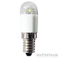 BELL 05665 1W LED Fridge Lamp - SES, 4000K, Clear