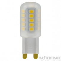 BELL 60040 3W LED G9 Capsule - 2700K, (Open & Enclosed Fixtures)
