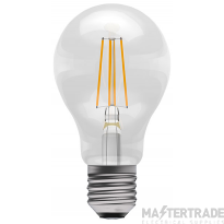 BELL 60046 4W LED Filament Clear GLS - ES, 4000K