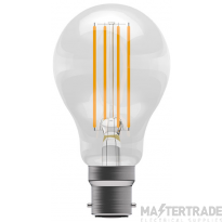 BELL 60047 6W LED Filament Clear GLS - BC, 4000K