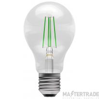 BELL 60064 4W LED Coloured Filament GLS - ES, Green