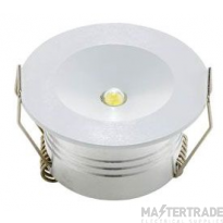 BELL 09030 3W Spectrum LED Emergency Recessed Downlight 3hrNM Open Area