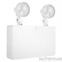 BELL 09050 6W Spectrum LED Twin Spot IP20 Standard