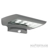 Luceco LEXD1540 LED Wall Light & Solar Panel