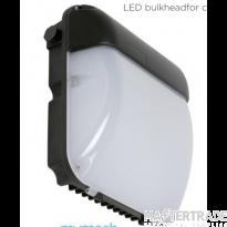 NVC Bronx Slim 30W LED Wall Pack PhotoCell IP65 4000K NBX30SL/LED/PEC/840
