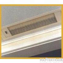 CEH RDH-4500 Over Door Heater 4.5kW Whi