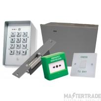 Channel D/ENT/DA/KIT1 Door Entry Kit 1