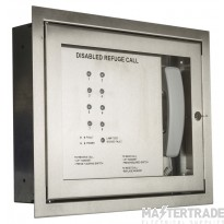 Channel R/CH/ORB/L/RS8/F 8 Way Panel