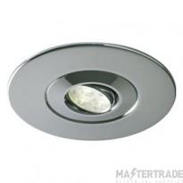 Collingwood DLCONVERT70CR Hole Convertor Plate For H2 Pro & H4 FF Chrome