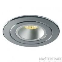 Collingwood DLCONVERT98CR Hole Convertor Plate For H4 Eyeball & H5 500 Chrome