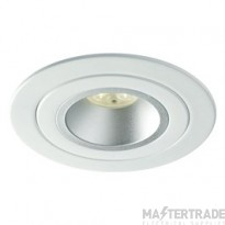 Collingwood DLCONVERT98WH Hole Convertor Plate For H4 Eyeball & H5 500 White