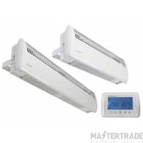 Consort HE7426RX Air Curtain 6kW 1040mm
