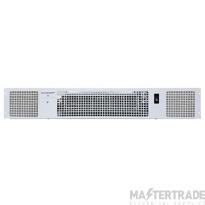 Consort PHSL2W Plinth Fan Heater 2kW