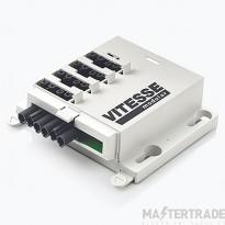 CP Electronics Vitesse Modular 4-Pole 4-Output Switching Extender Module VITM4-E