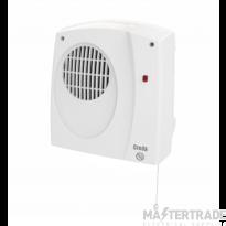 Creda 060402 CDF2NE Fan Heater 2kW