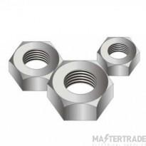 CSS M12HEX Hexagonal Nut M12 BZP